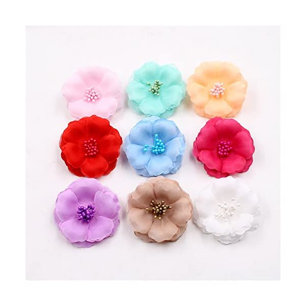Fake-Flower-Heads-in-Bulk-Wholesale-for-Crafts-Artificial-Flowers-55-cm-Stamens-Silk-Plum-Blossom-Wedding-Dress-Flower-Head-DIY-Party-Festival-Home-Decor-Home-Shoes-and-Apparel-Decoration-30pcs
