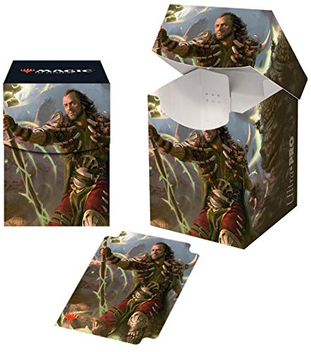 Magic: The Gathering Commander 2019 (C19) Ghired, Conclave PRO 100+ Deck Box
