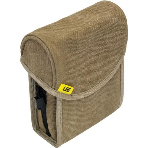 Lee Filters Field Pouch for Ten 100 x 150mm Filters, Sand