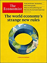 The Economist is the premier source for the analysis of world business and current affairs, providing authoritative insight and opinion on international news, world politics, business, finance, science and technology, as well as overviews of cultural...