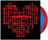 Undertale Soundtrack (Limited Edition Red and Blue Colored Vinyl)