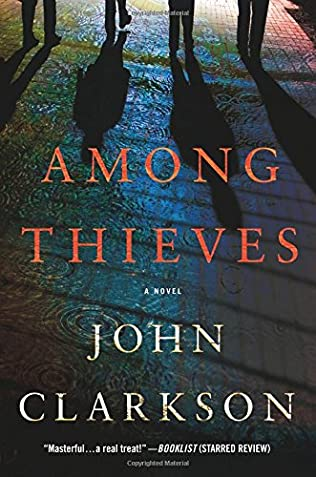book cover of Among Thieves