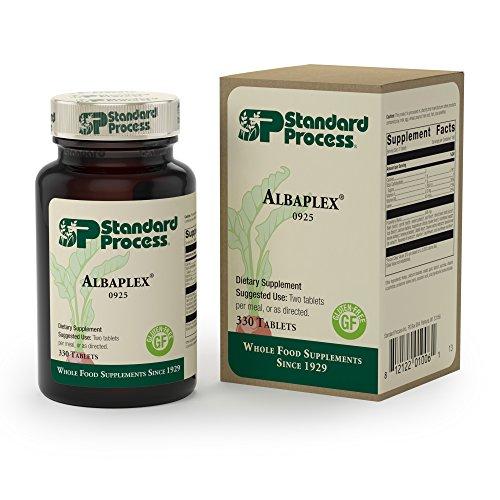 Standard Process - Albaplex - 150 Capsules -  0925