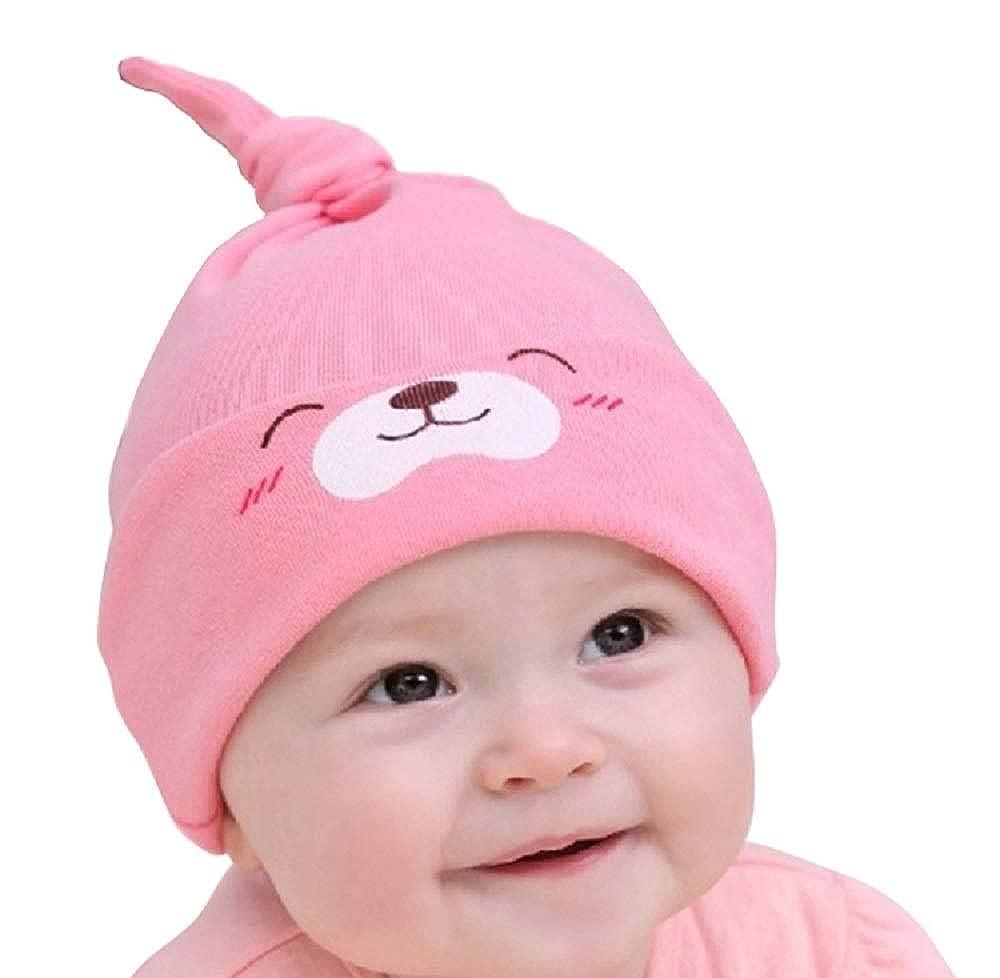 Toddler Newborn Children Boy Girl Infants Cotton Soft Warm Santa Hat Beanie Cap
