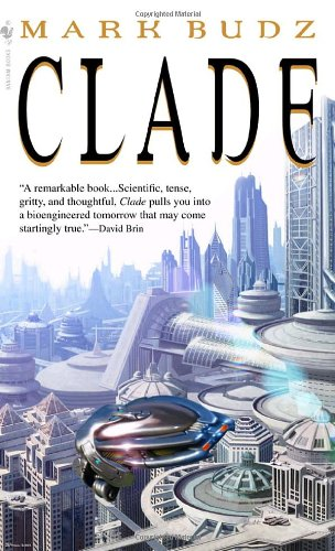 Book cover for Clade