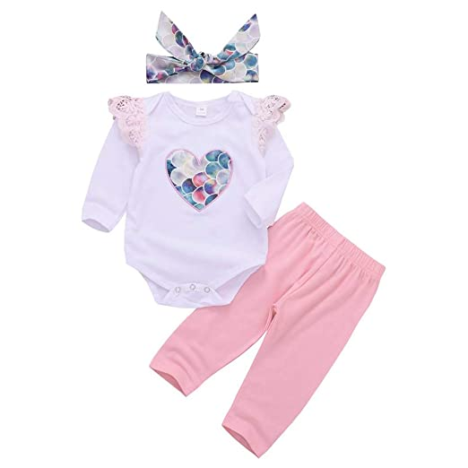 2019 Fashion Hot Newborn Kids Baby Girls Blue Romper Party Lace Ruffles Tutu Dress Clothes Outfit 0-18m Comfortable Feel Mother & Kids Bodysuits