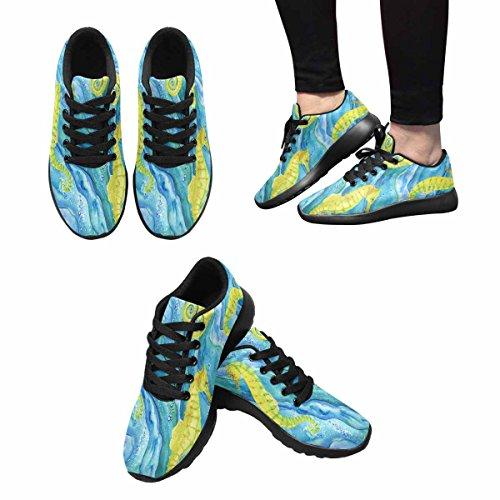 Scarpa Da Jogging Leggera Da Donna Running Jogging Leggera Andare Easy Walking Sport Running Running Multi 11