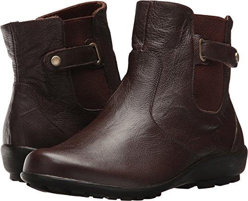 Cradles Hadwin Grainy Brown Leather Walking Womens zFfSzd