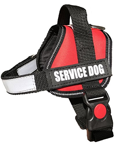 ALBCORP Reflective Service Harness Polyester product image