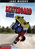 Skateboard Save, Jake Maddox, 1434207757