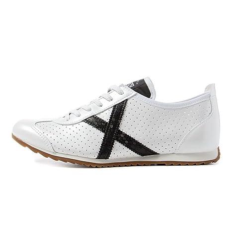 Zapatillas Munich Osaka 268 - Color - BLANCO, Talla - 44: Amazon.es: Zapatos y complementos