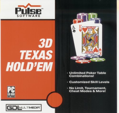 3D Texas Hold'em (Pc Texas Games Holdem)