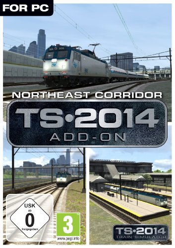 Northeast Corridor Route Add-On  [Online Game Code] - Northeast Corridor Train