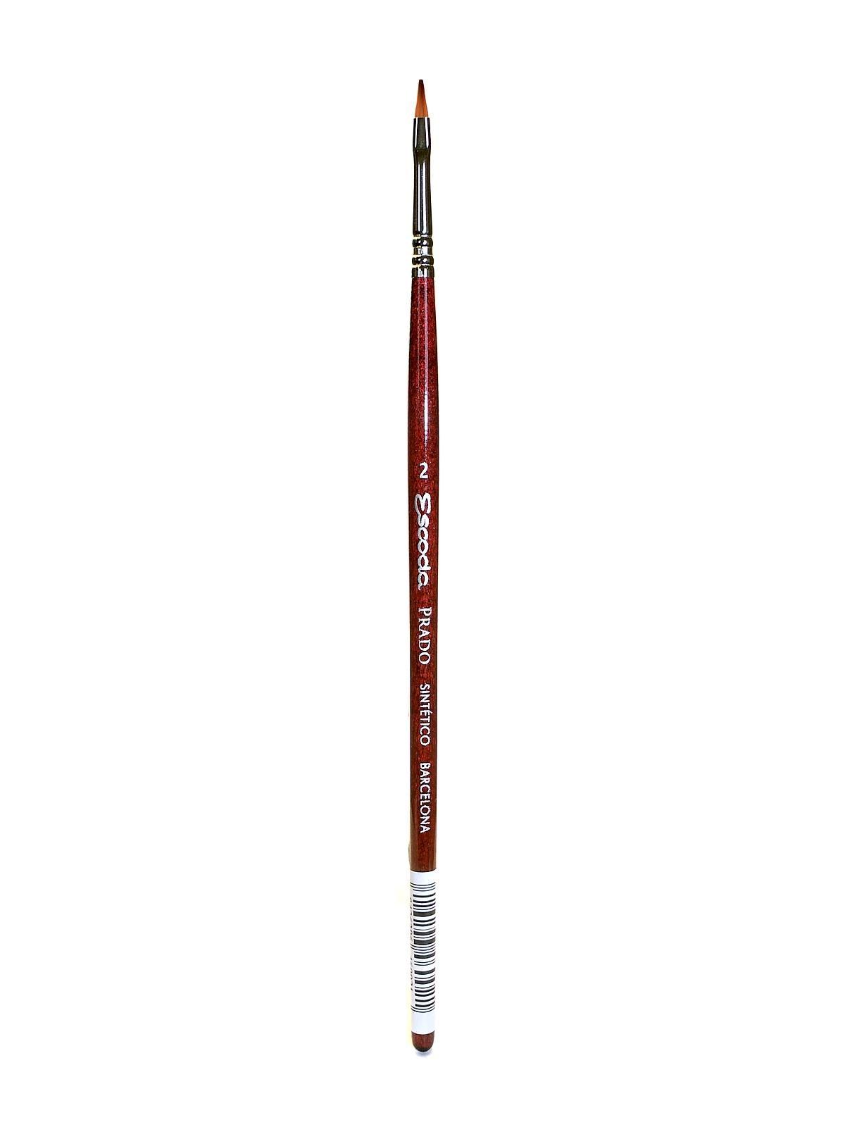 Global Art Escoda Prado Brushes bright 2 [PACK OF 2 ]