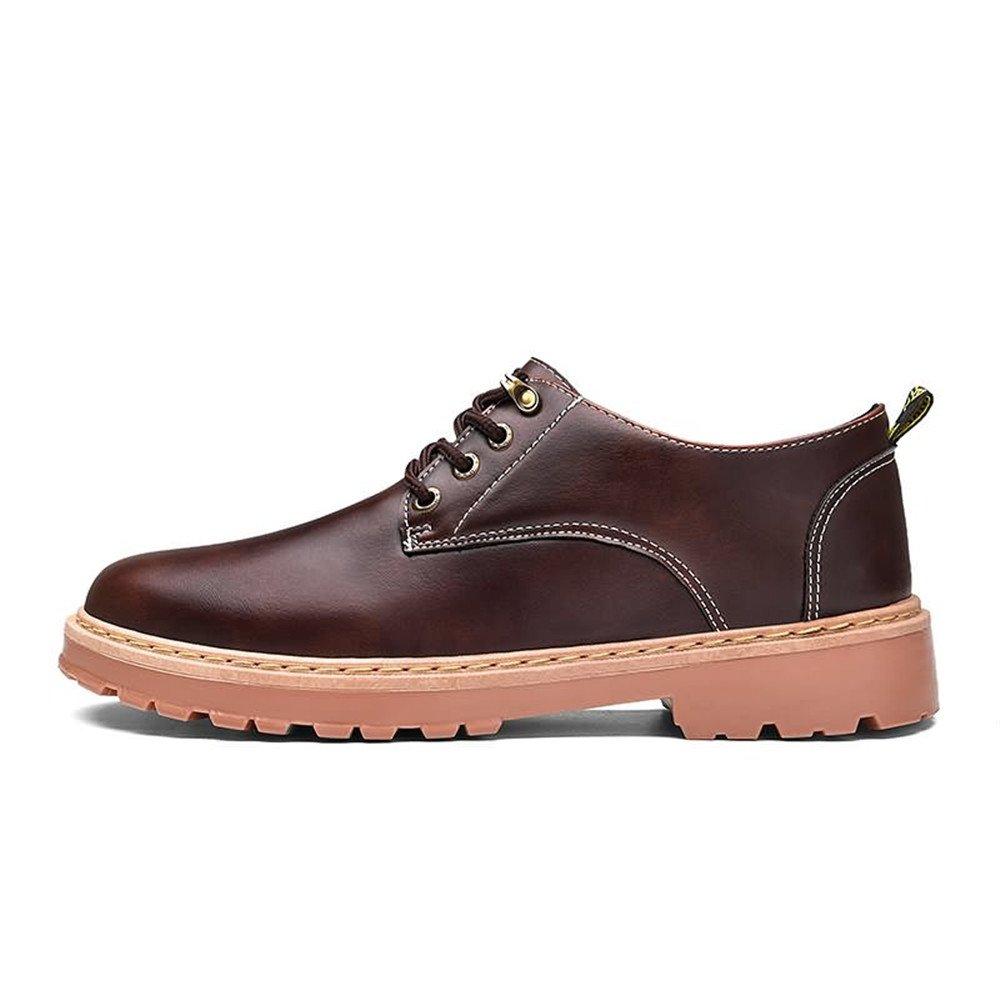 Scarpe da Uomo in Pelle PU Formali Oxfords Oxfords Oxfords Flat Heel Solid Colore Lace Up e7ac28