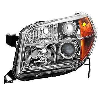 Xtune HD-JH-HPIL06-OE-R Headlight Honda Pilot 06-08 Passenger Side -OEM Right