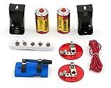 EISCO Labs Basic Beginner Circuit Kit for Teaching