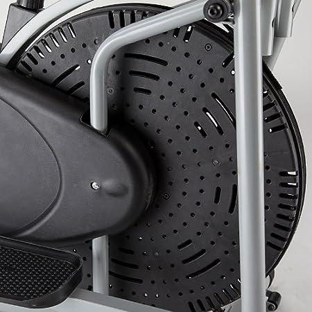Bicicleta elíptica, escaladora, quemagrasas, ideal para los entrenamientos cruzados: Amazon.es: Deportes y aire libre