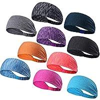 Set Women's Yoga Sport Athletic Headband For Running Fitness all Men & Women