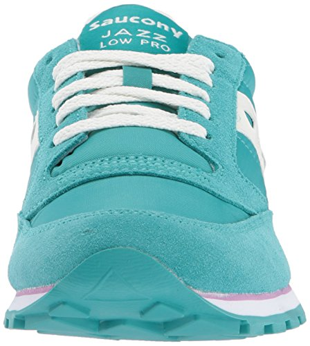 Saucony Jazz Low Pro, Scape per Sport Outdoor Donna Blue/White