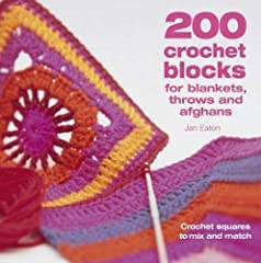 Choose from 200 beautiful block designs and learn different ways of joining them to make blankets and throws that are both functional and decorative. From Art Deco geometric patterns to traditional chequer-board stripes and elaborate motifs, ...
