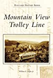 Mountain View Trolley Line, PA (PHS) (Postcard History)