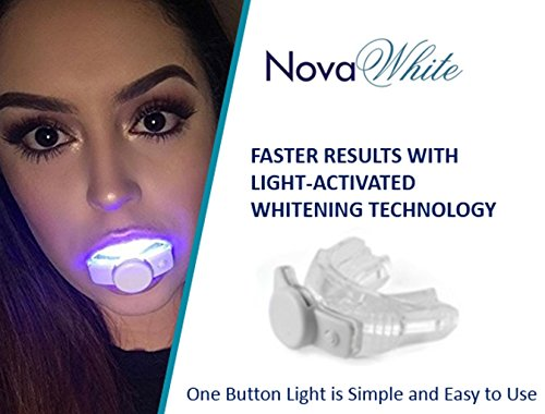 Home Teeth Whitening Kit By Novawhite 1 Mouth Whitening