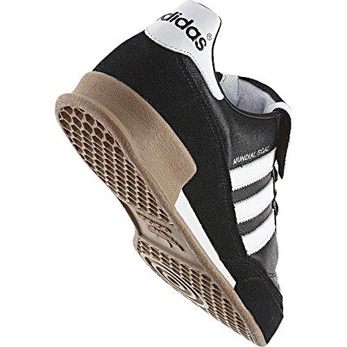 Scarpe Da Goal Calcio white Black Uomo Mundial Adidas xvzwff