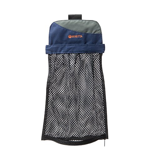 Mesh Empties Shell Pouch - Beretta Uniform Pro Hull Pouch, Blue, Small