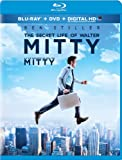 Secret Life Of Walter Mitty 14 [Blu-ray]