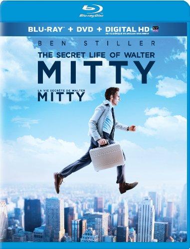 Secret Life Of Walter Mitty 14 [Blu-ray]