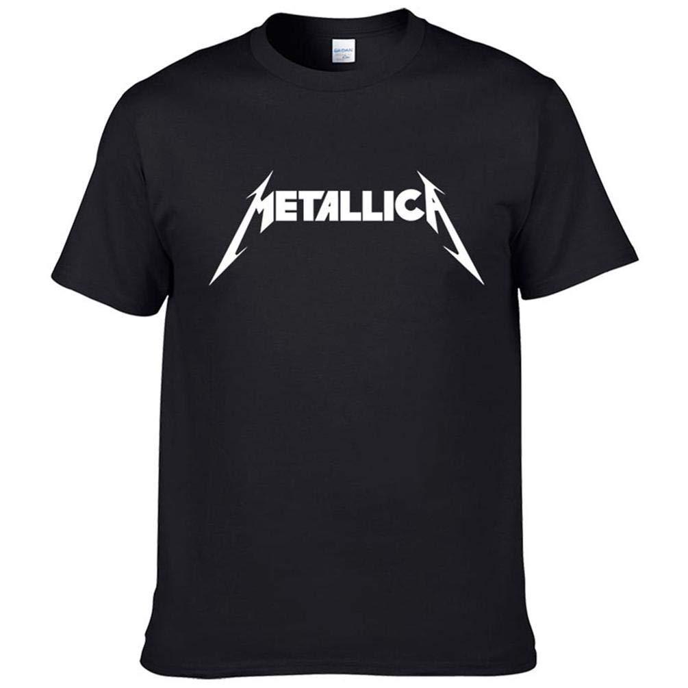 Gyshirt Metallica S Tshirt Printing Short Sleeve Tee
