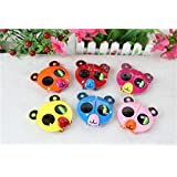 Royals Foldable Sun Glasses for Kids 12 Pieces (Birthday Return Gift) and 10 Pieces Mix Printed Balloons