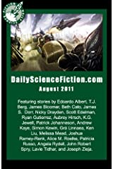 Daily Science Fiction Stories of August 2011 Kindle Edition