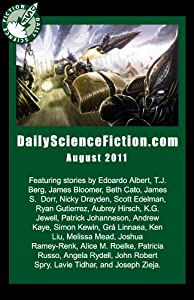 Daily Science Fiction Stories of August 2011