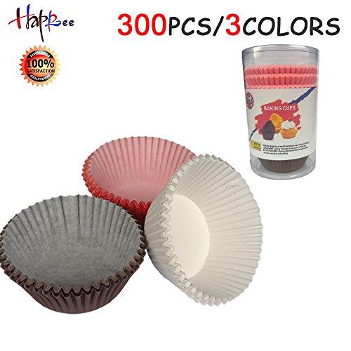 black cupcake liners bulk - 3