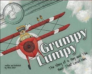 book cover of Grumpy Lumpy