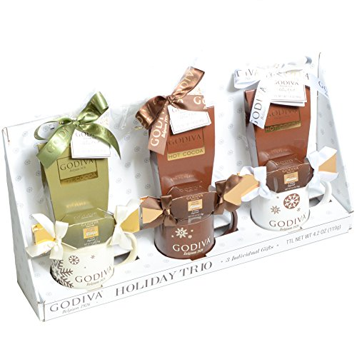 Godiva Holiday Trio Individually Wrapped product image