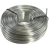 3.5 lb. Coil 16-Gauge Stainless Steel Tie Wire