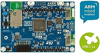 Stm32par Sttm B-l475e-iot01a1Stm32l4Discovery Kit IoT Node, sans fil de faible Puissance, BLE, NFC, Sub-ghz, Wi-Fi