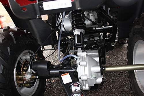 Linhai Commercial - Bicicleta de quad automática de 200 cc, estilo ...