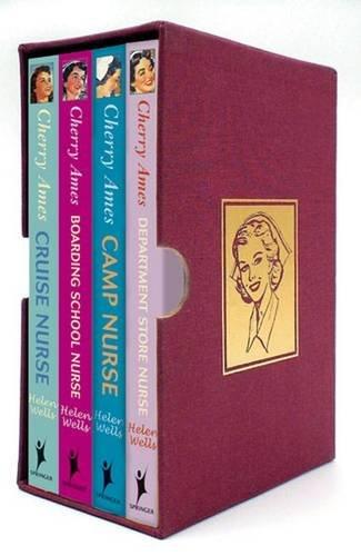 Cherry Ames Nursing Series Boxed-Set (Books 9-12) Cruise Nurse, Boarding School Nurse, Department Store Nurse and Camp Nurse by Brand: Springer Publishing Company
