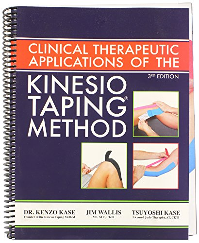 Kinesio Clinical Therapeutic Applications Taping, Method 2nd Edition