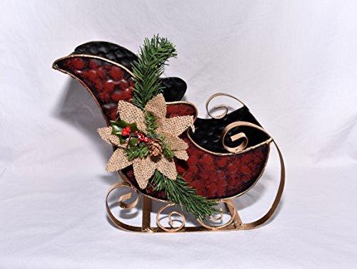 Santa Sleigh New 12