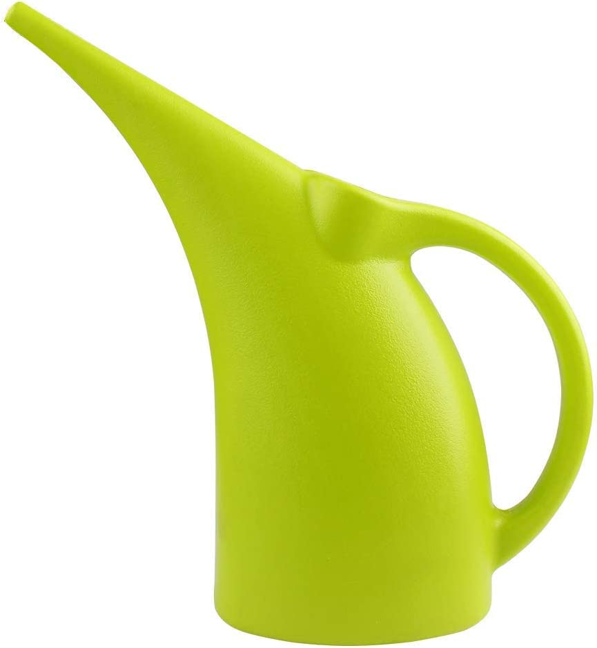 MyLifeUNIT Plastique Arrosoir, élégant, d'arrosage Pot, 2L Green