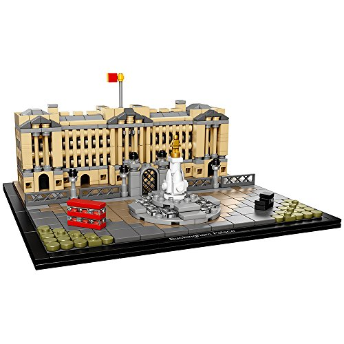 LEGO Architecture Buckingham Palace 21029 Landmark Building ()