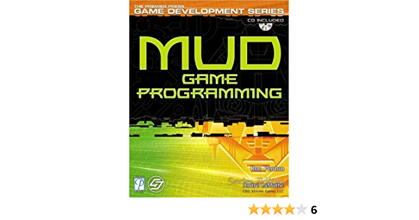 MUD Game Programming Premier Press Game Development by Ron ...