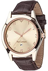 Yves Camani Allier Men's Rosegold Plated Watch YC1057-D