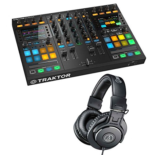 Native Instruments Kontrol S5 DJ Controller. With Free Audio