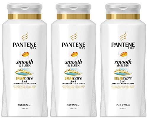 pantene-pro-v-smooth-sleek-2in1-shampoo-and-conditioner-254-fl-oz-pack-of-3